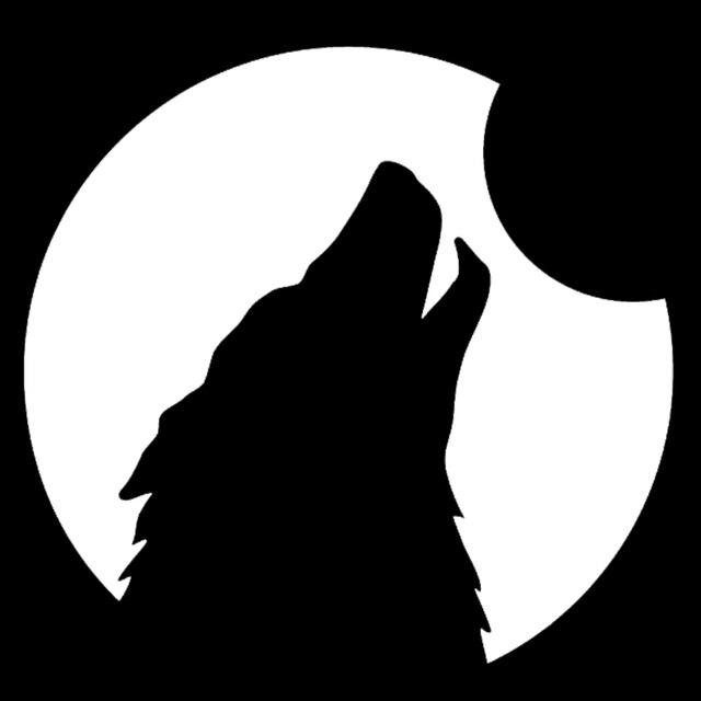 волк луна