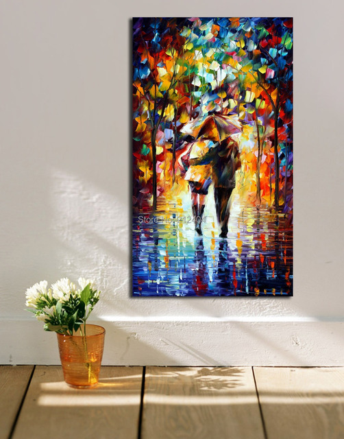 dating painting canvas