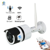 IP Camera wifi 1080P CCTV Security Surveillance Outdoor Waterproof Wireless home Cam Support Micro sd slot IPCam IP WI FI Camera