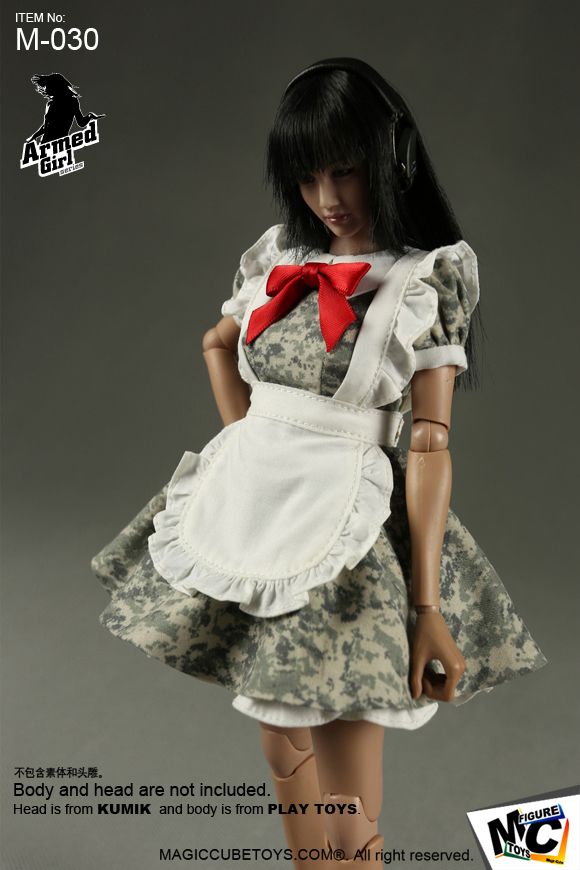 1/6 scale doll clothes for 12 Action figure doll accessories,figure clothes forFemale dolls, head and body are not included dolls and accessories