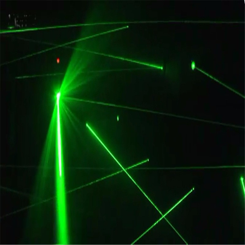 Professionnel magique penetralium évasion accessoires Réel vert laser tableau chambre de conception jeu d'évasion secret laser sûr labyrinthe jeu