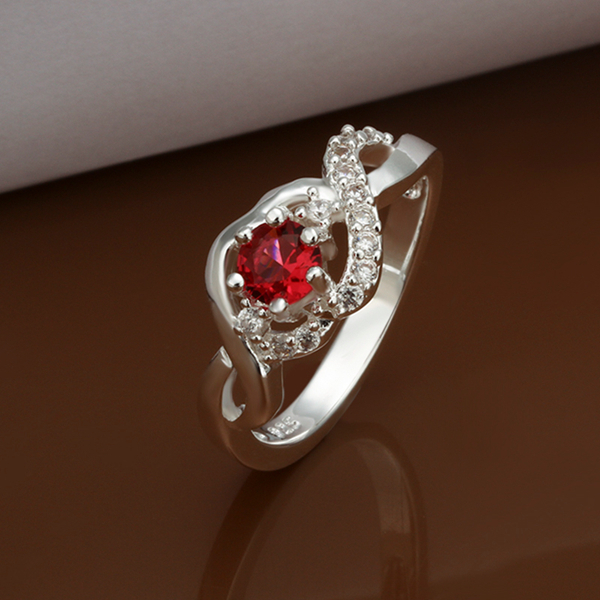 925 Sterling Silver Jewelry Silver Wedding Engagement