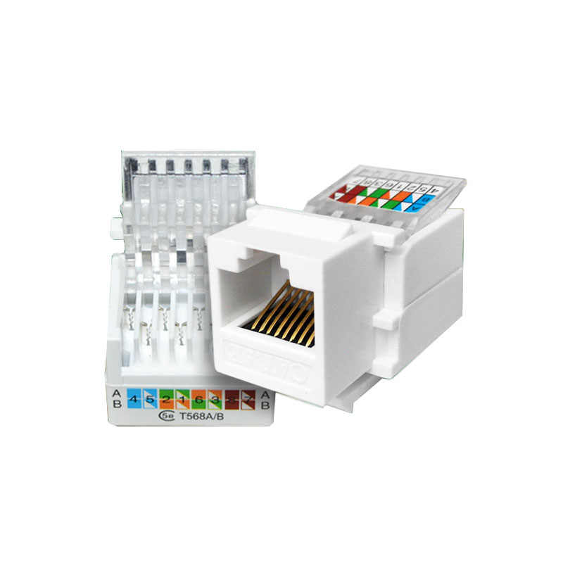 Detail Feedback Questions about RJ45 Cat5e Cat6 UTP Keystone ... on