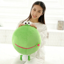 Frog Plush Toys 45cm Cute Frogs Soft Doll Kids Baby Pillow Cushion Stuffed Toys Child Christmas Gift