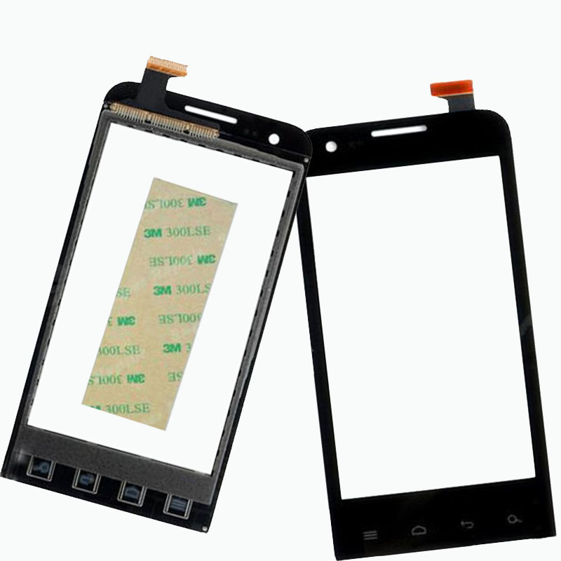 Touch Screen Panel Sensor New Touchscreen For Prestigio MultiPhone PAP4040 PAP 4040 DUO Touch Screen Digitizer Front Glass