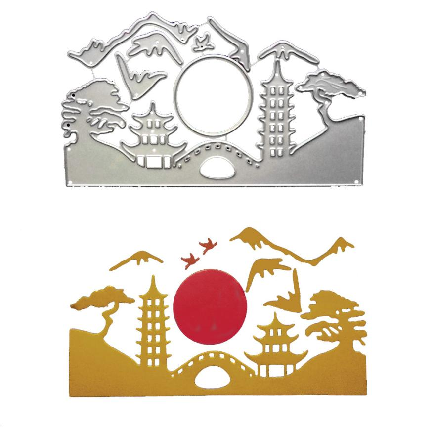 House LC New Snowflake Metal Cutting Dies Stencils DIY Scrapbooking Album Paper Card 18Apr21 Drop Ship