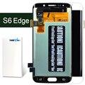 2pcs Original alibaba china for Samsung S6 Edge LCD Display Assembly G925i G925V G9250 LCD  top fashion