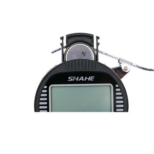 Image 4 - shahe  0 50 mm digital gauge indicator micron dial indicator digital dial indicator 0.001 mm dial gauge