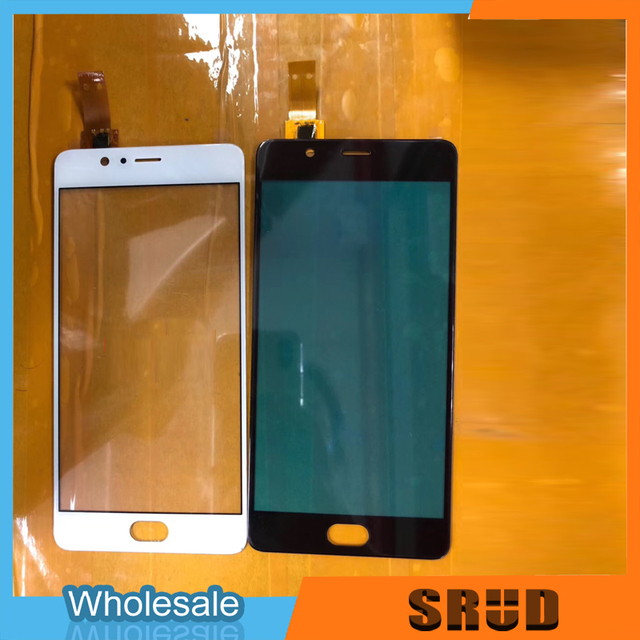 High Quality Black/White Color Touch Glass For ZTE Nubia M2 NX551J LCD Touch Screen Glass Digitizer Panel