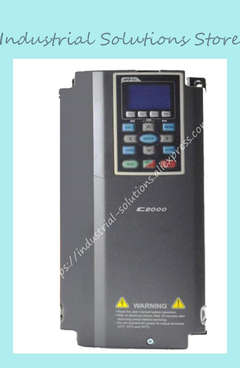 Inverter C2000 Series VFD022C23A 3 Phase 220V 2.2KW 3HP 11A 600HZ New OriginalInverter C2000 Series VFD022C23A 3 Phase 220V 2.2KW 3HP 11A 600HZ New Original
