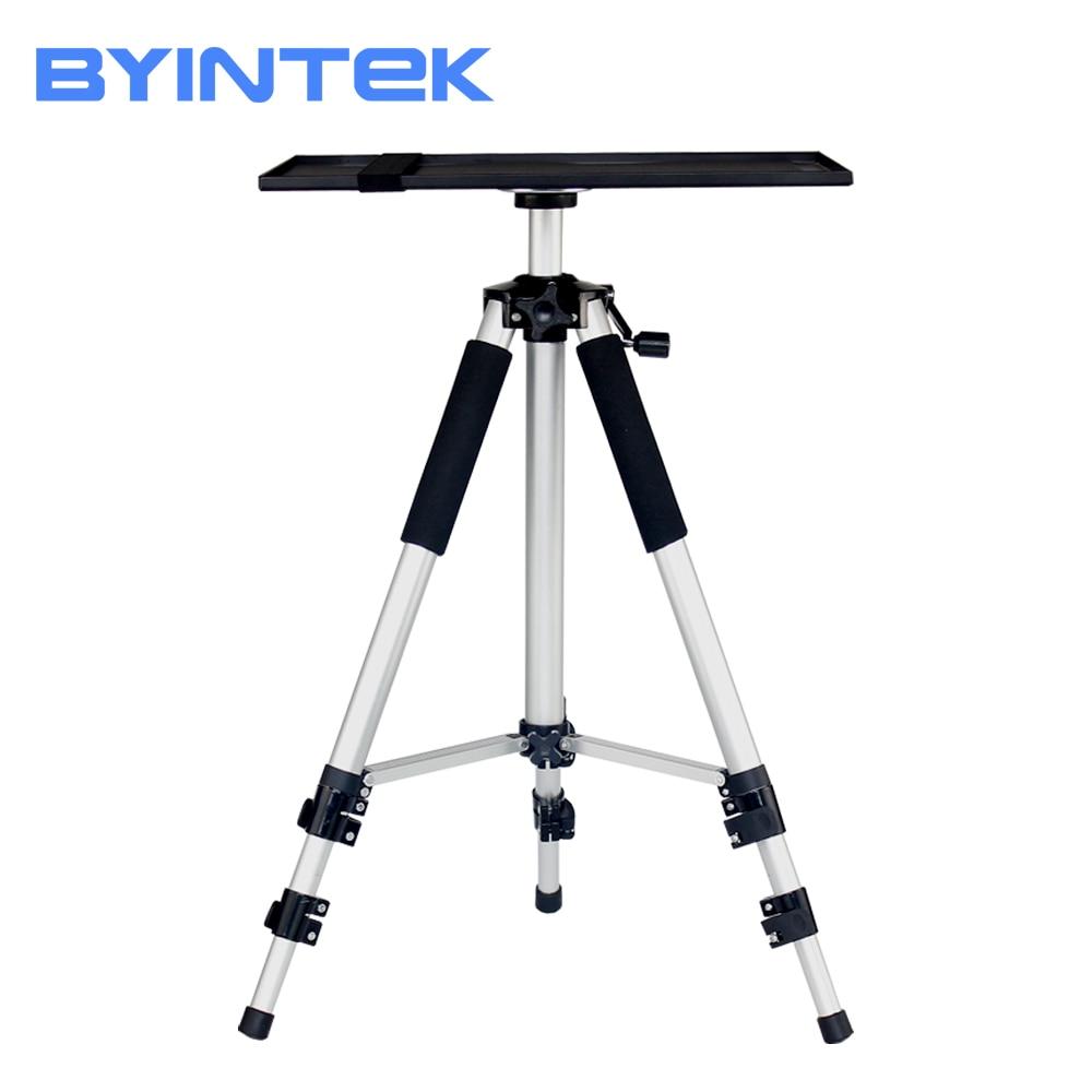 BYINTEK Professional Universal Projector Pallet Aluminium Table Tripod for BT96plus M1080 K11 UFO P10 P8I K1 K7BYINTEK Professional Universal Projector Pallet Aluminium Table Tripod for BT96plus M1080 K11 UFO P10 P8I K1 K7