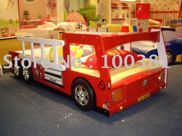Children Bed F2006 Fire Engine Bed In Children Beds From