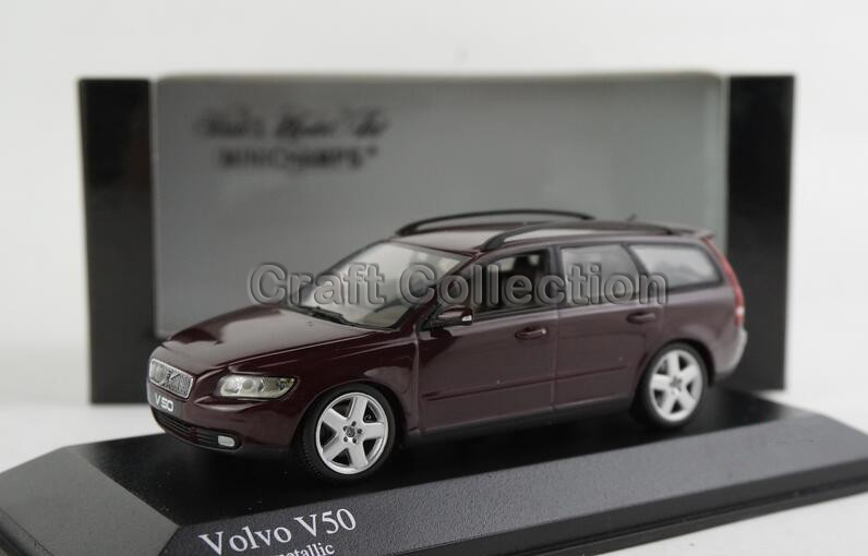 VOLVO V50 Wagen 1 43 Alloy Model Diecast Cars Toy Vehicles Limited Edition Craft