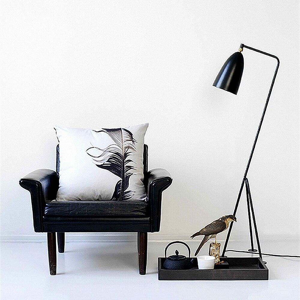 Minimalist Floor Lamp Reading Light
