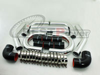 2.25 INCH / 57mm UNIVERSAL 2MM THICKNESS ALUMINUM INTERCOOLER TURBO PIPE PIPING