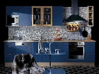 High gloss/лак кухонный шкаф mordern (lh la022)