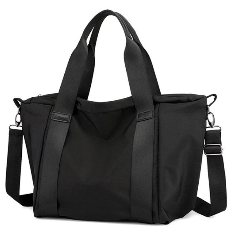 New Casual Nylon Female Bag Ladies Shoulder Bag Large Capacity Messenger Bag Waterproof Nylon Ladies Handbag