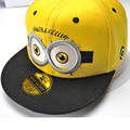 Minions Baseball Cap Minion Snapback Caps Boy Girls snapback baseball cap Snapbacks kids baseball caps