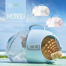 cat out of hell Travel Capsule Cat Carrier Cat Capsule Out of Bag Mobile Cats Nest Breathable Transparent Pet Bag for Cat Dog Rabbit Pet Rat