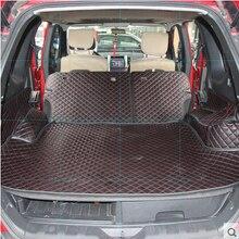 Esteras para maletero para Nissan x trail T31, 5 asientos, impermeables, 2013 2007, alta calidad, buena calidad