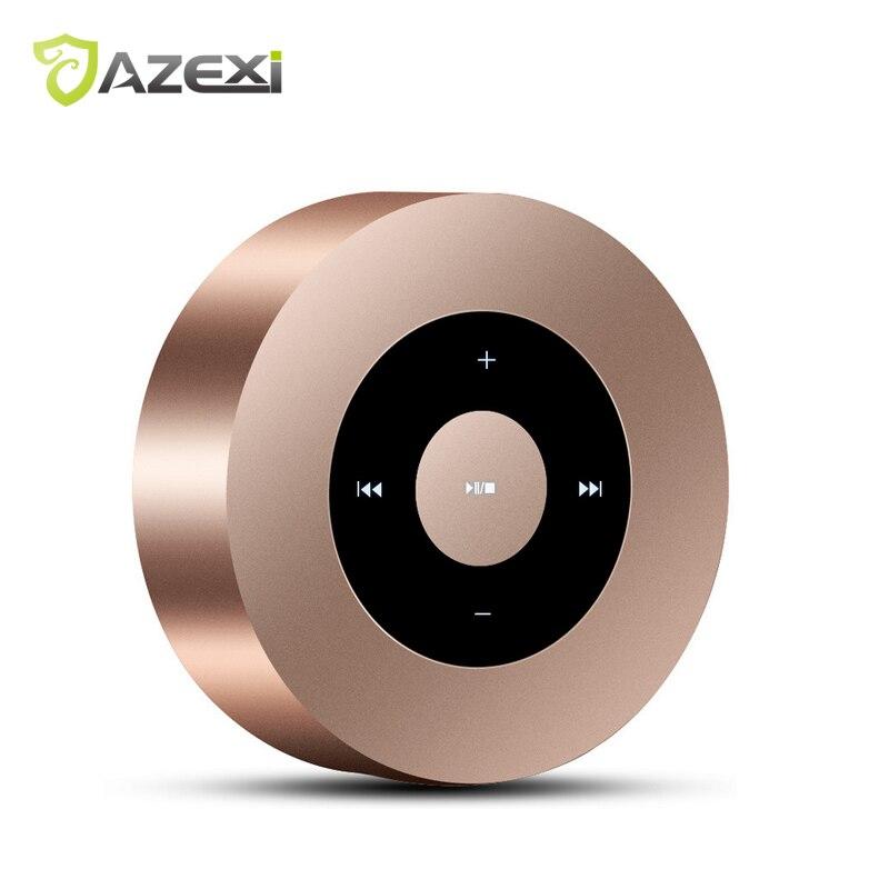 A8 сенсорный экран Bluetooth Динамик S Беспроводной музыкальный плеер Портативный мини стерео аудио Динамик с MIC открытый для iphone Samsung
