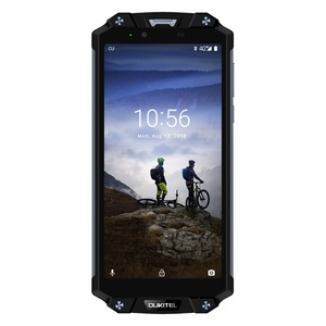 "Image 3 - OUKITEL WP2 10000mAh Smartphone IP68 Waterproof 6.0"" 18:9 Screen Mobile Phone 4GB 64GB MT6750T Octa Core Fingerprint NFC Phone"