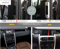 ABS Accessories For Land Rover Discovery Sport 2015 2016 2017 Air Conditioning AC Vent Outlet Molding