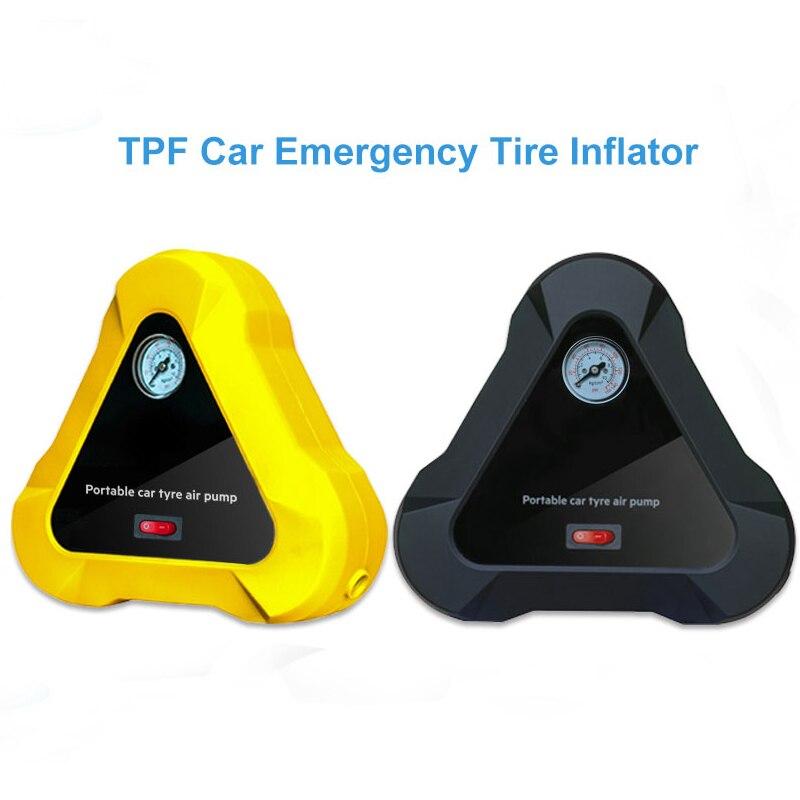Electrical Balloon Inflator <font><b>Battery</b></font> Mini Air Compressor Car <font><b>Tire</b></font> Inflator For Vehicle Car Auto / Bike Car <font><b>Pump</b></font> Car Compressor