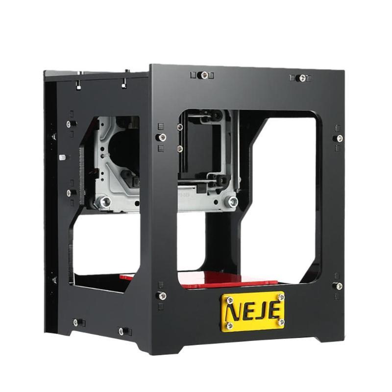 NEJE DK 8 FKZ 1500 МВт USB Desktop лазерной гравировки, резки DIY Главная электрическая мини принтер оборудования