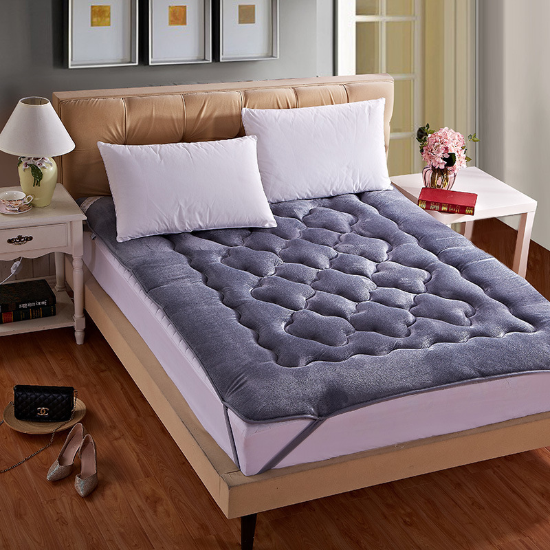 Hotels Soft Tatami Thick Warm Foldable Single Or Double Mattress Fashion NEW Topper Quilted Bed