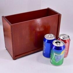 Choi par boîte tours de magie boîte au trésor objet produire Magia boîte magicien scène Illusion accessoires Gimmick comédie mentalisme