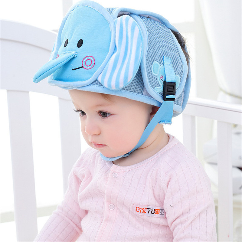 Anti-fall Safety Infant Toddler Protection Soft Hat Baby Protective Helmet Nursing Protector Protection From Falling Pillow Pillow