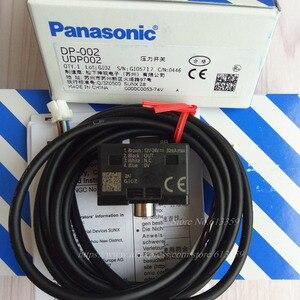 Новый оригинальный цифровой вакуумный датчик высокого давления NPN для газа от 0 до 145 PSI (от 0,000 до + 1,000 МПа), DP-002
