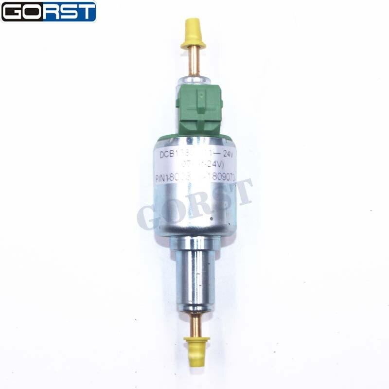 Auto Part 12V 24V Fuel Dosing Pump Electronic Pulse Metering Pump 22ml For Webasto 1 4Kw
