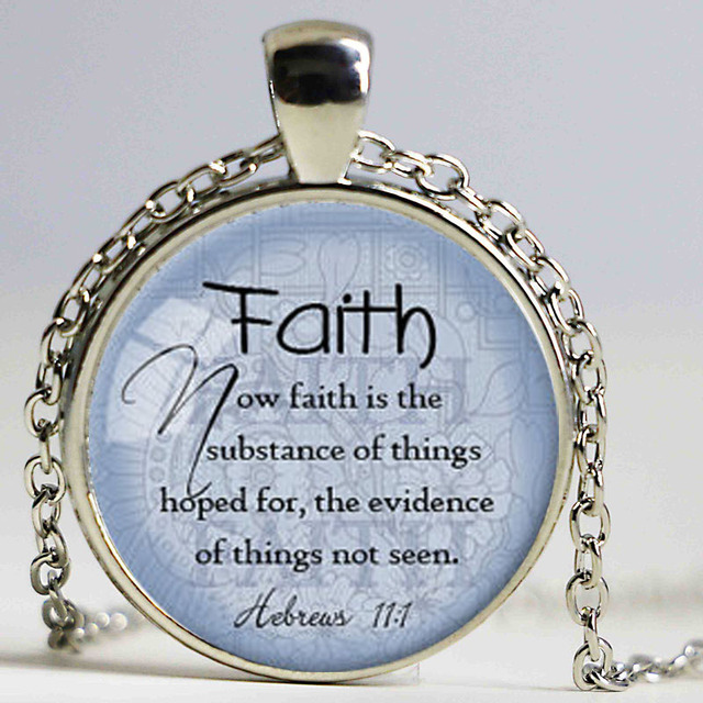 Faith hebrews 111 pendant bible quote jewelry scripture pendant faith hebrews 111 pendant bible quote jewelry scripture pendant faith necklace christian gift for negle Gallery