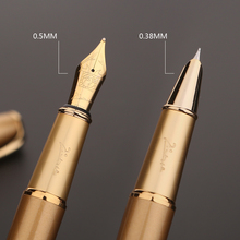 Picasso Gold luxury fountain pen
