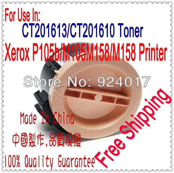 For Xerox DocuPrint P205b P205w M205b M205f M205fw Printer Toner Cartridge,For Xerox P205 M205 P M 205 Refill Toner Cartridge,2P