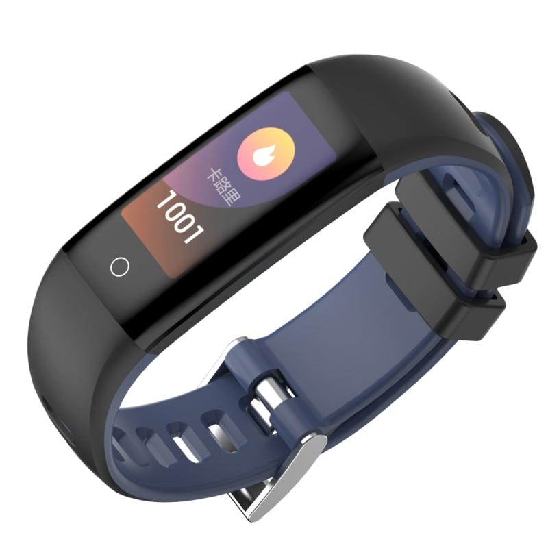 Pulseira G16 Tezer Inteligente Pressão Arterial e Freqüência Cardíaca monitor de esporte da aptidão rastreador pulseira com Teste de Calorias para o Homem Mulheres