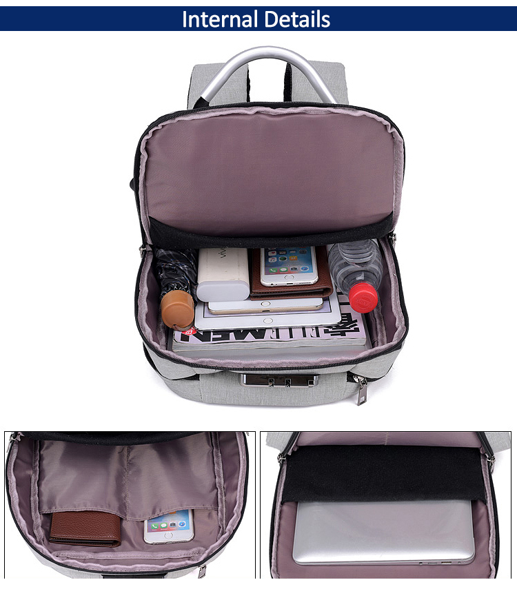 HTB1NUddXyLrK1Rjy1zdq6ynnpXa0 - New Teenager Campus backpack Student multifunctional anti-theft