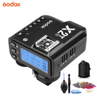Presale Godox X2T S X2T C X2T N X2T F X2T O TTL 1/8000s HSS Wireless Flash Trigger Transmitter for SonyCanon Nikon Fuji Olympus