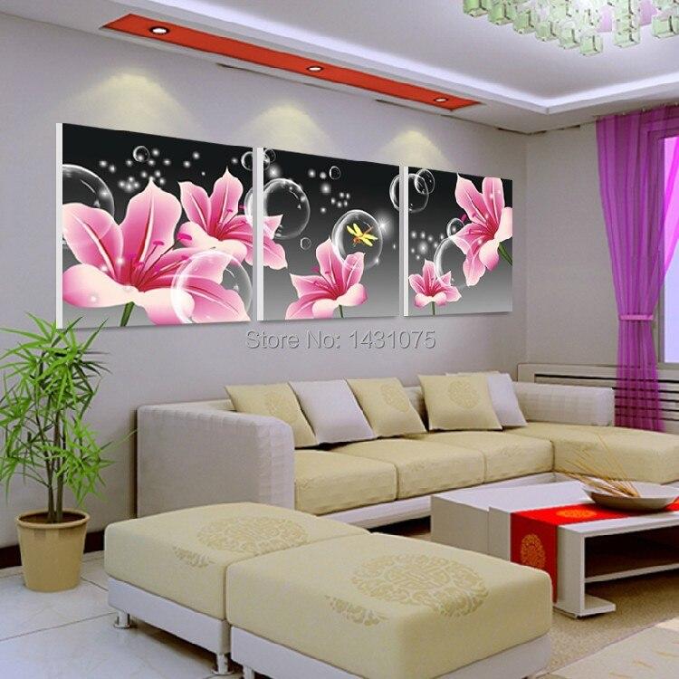 Quadro sala de estar sala de estar mvel tv branco quadros for Sala de estar pintura