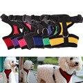 Adjustable Comfort Soft Breathable Dog Harness Pet Vest Rope Dog Chest Strap Leash Set Collar Leads Harness