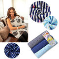 Baby Mum Breastfeeding Nursing Poncho Cover Up Udder Covers Cotton Blanket Shawl Clothes