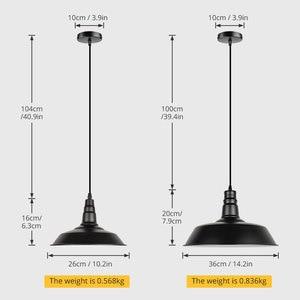 Image 3 - ASCELINA amerikan Loft kolye ışıkları tek kafa restoran bar aydınlatma renkli kolye lamba Metal ev aydınlatma Luminarias