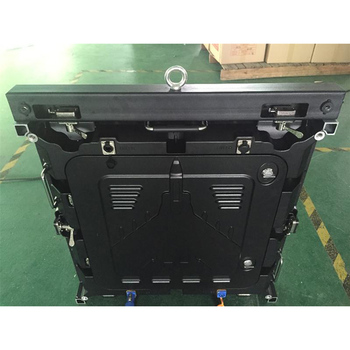 LED Display Screen P3.91 and P4.81 500X500mm Die Casting Aluminum Hanging Beam for led screen