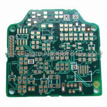 High Frequency PCB With Rogers Material, free pcb layout(FL848)-in ...