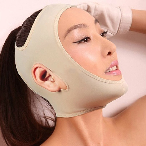 hotbuy88 Store Fashion Wrinkle V Face Chin Cheek Lift Up Slimming Slim Mask Ultra-thin Belt Strap Band HB88