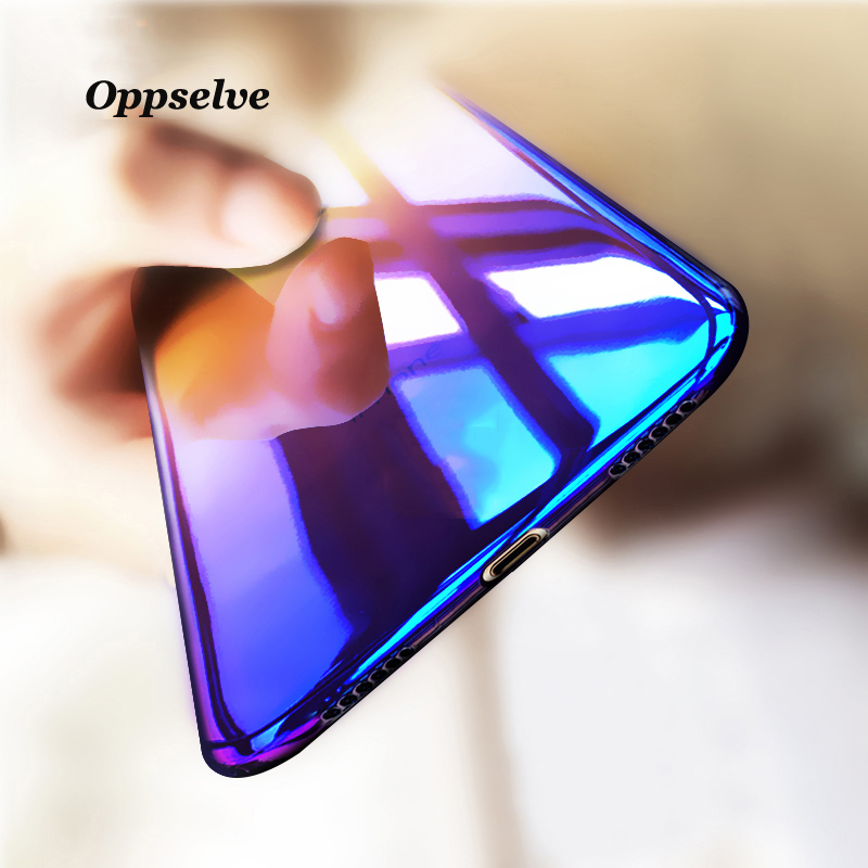 Oppselve For iPhone 6 6S iPhone 7 8 Plus Ultra Thin Cases For iPhone 8 7 6 6s Plus Hard PC Phone Cases Coque Funda Capinhas Capa in Fitted Cases from Cellphones Telecommunications