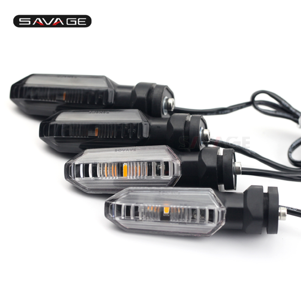 LED Turn Signal Indicator Light For HONDA CB500X CB400X CB500F CB400F CBR400R CBR500R 13-18 Motorcycle Accessories Blinker Lamp