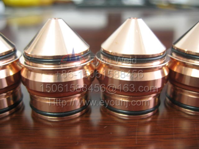 40 pcs 220435 220439 Consumables For 260A Plasma Cutting Torch 400XD 260 260XD 130 130XD 4070